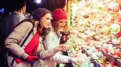 6 super idej, kaj lahko počnete s prijateljicami v magičnem decembru