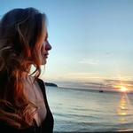 Želiš imeti daljše in lepše lase? Lastnica čudovitih las Iryna Osypenko Nemec pravi, da upoštevaj to lepotno skrivnost! (foto: https://www.instagram.com/iryna_osypenko_nemec/)