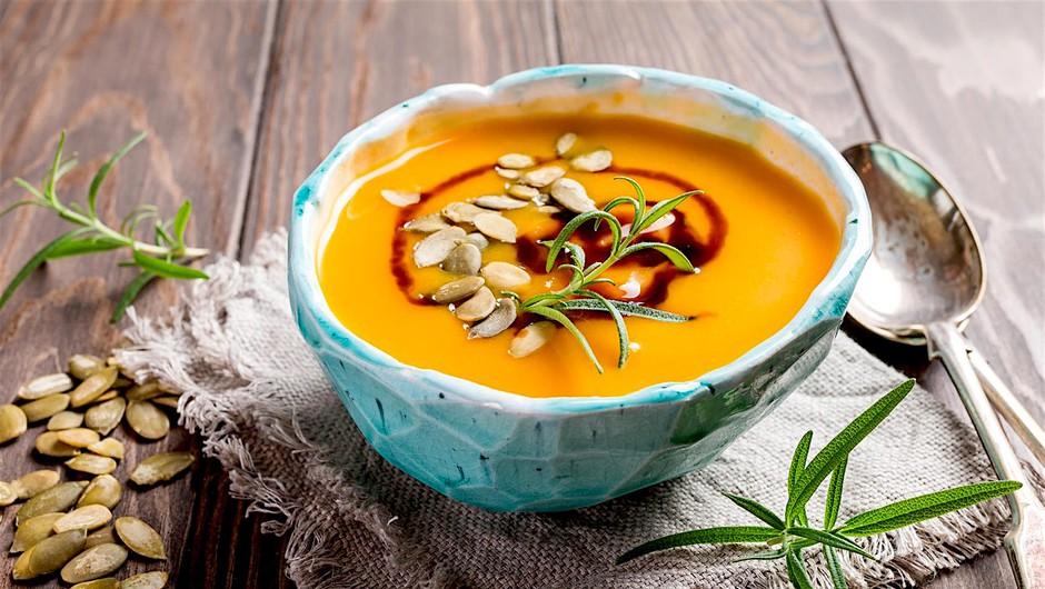 Enostaven recept za okusno jesensko bučno juho (foto: Profimedia)