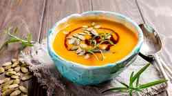 Enostaven recept za okusno jesensko bučno juho