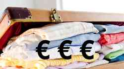 Kako se znebiti odvečnih oblek in v enem dopoldnevu zaslužiti 100€!