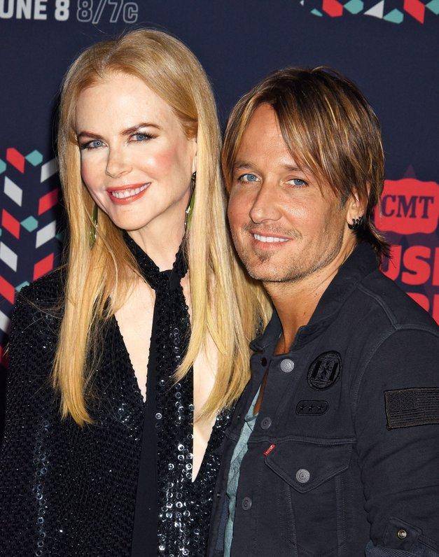 Tudi Nicole Kidman tik pred ločitvijo? Kriva naj bi bila 'temačna preteklost' moža Keitha Urbana! (foto: Profimedia)