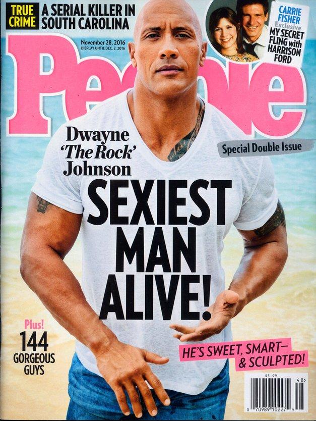 To je najbolj seksi moški na svetu v tem trenutku! (foto: Profimedia)