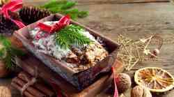 Recept: Slastni božični kruh (hitro in preprosto!)