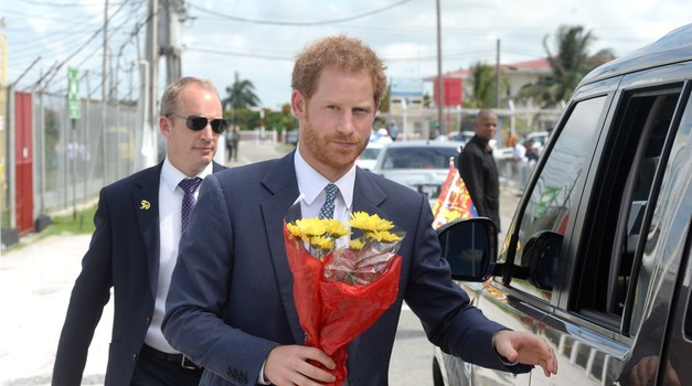 Princ Harry razkriva, kako je videti življenje v Buckinghamski palači (foto: Profimedia)