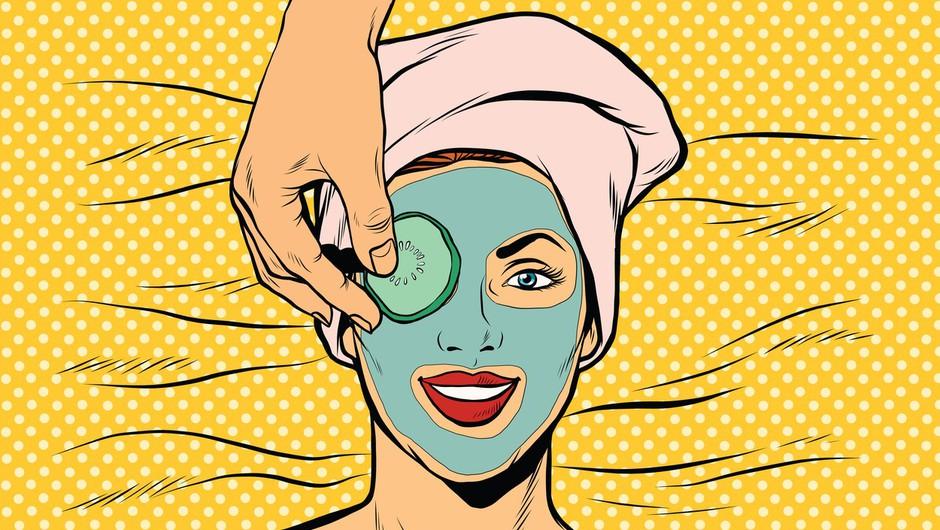 Ti naravni maski bosta vidno odstranili eno najpogostejših težav s kožo na obrazu! (foto: Profimedia)