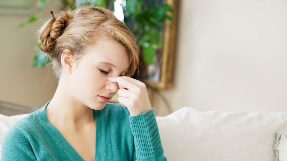 Super trik, ki v trenutku pomaga odmašiti zabasane sinuse (foto: Profimedia)