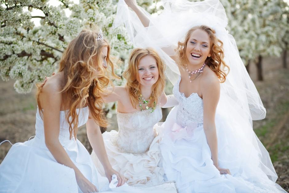 Uresniči svoje sanje in se prijavi na Europarkovo sanjsko poroko! (foto: shutterstock)