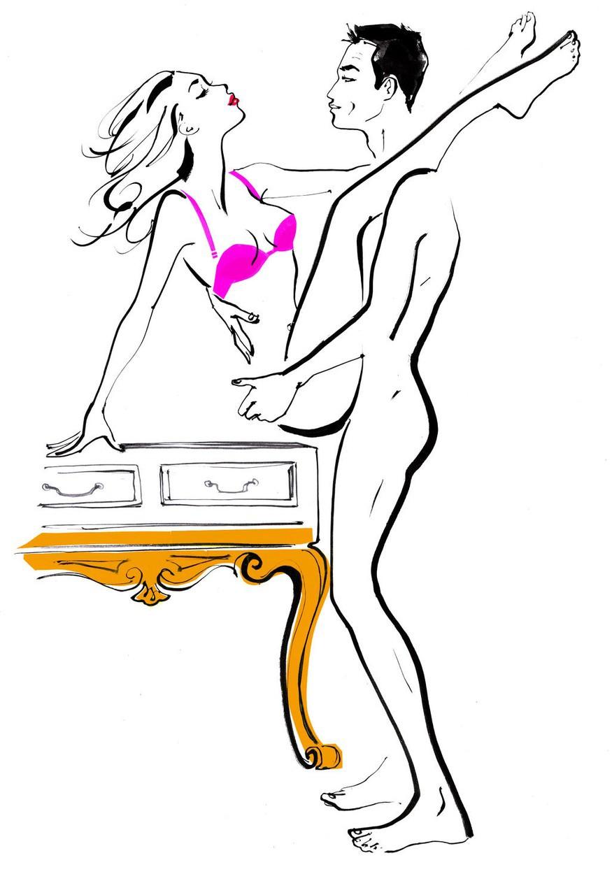 8 seks položajev, s katerimi bo vajin konec tedna popoln (foto: Profimedia)