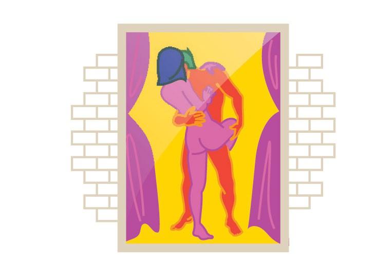 Top seks položaj za vaju glede na to, koliko časa sta skupaj (foto: Marina Esmeraldo)