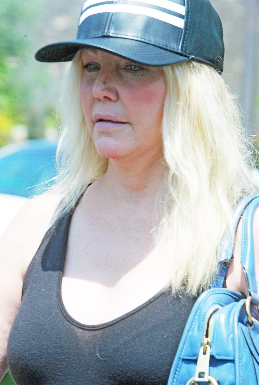 Heather Locklear povsem na tleh: odvisnost od alkohola, tablet in še ... (foto: Profimedia)