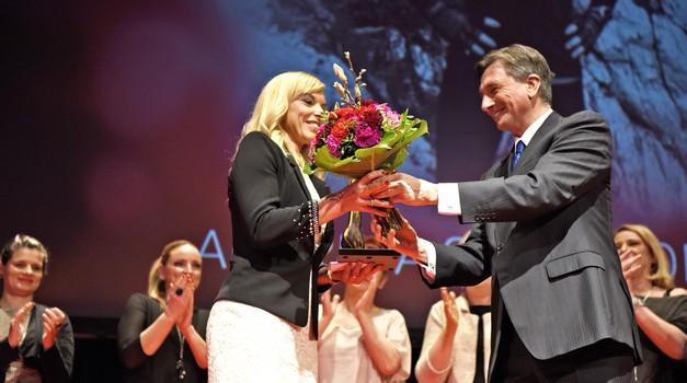 Slovenka leta 2016 je postala Andreja Sterle Podobnik (foto: Igor Zaplatil)