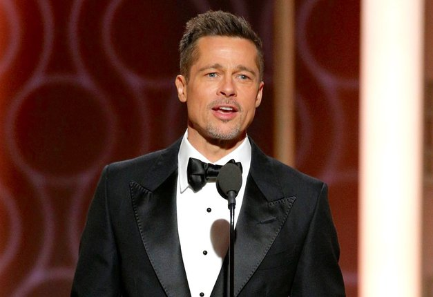 Brad Pitt spet kar žari! Je kriva ta lepotica - njegova nova velika ljubezen? (foto: Profimedia)