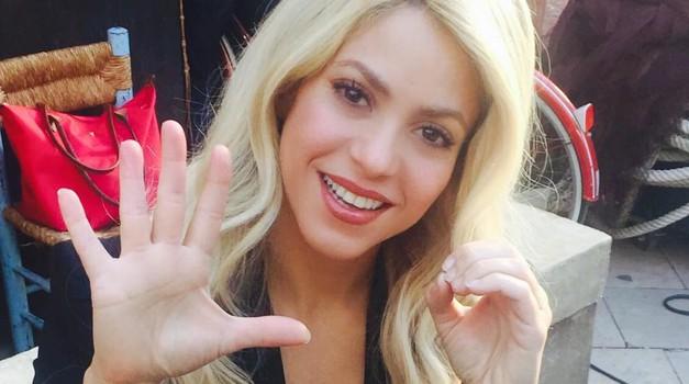 Shakira: Usodni trenutek je nastopil, ko je bila stara osem let (foto: Profimedia)