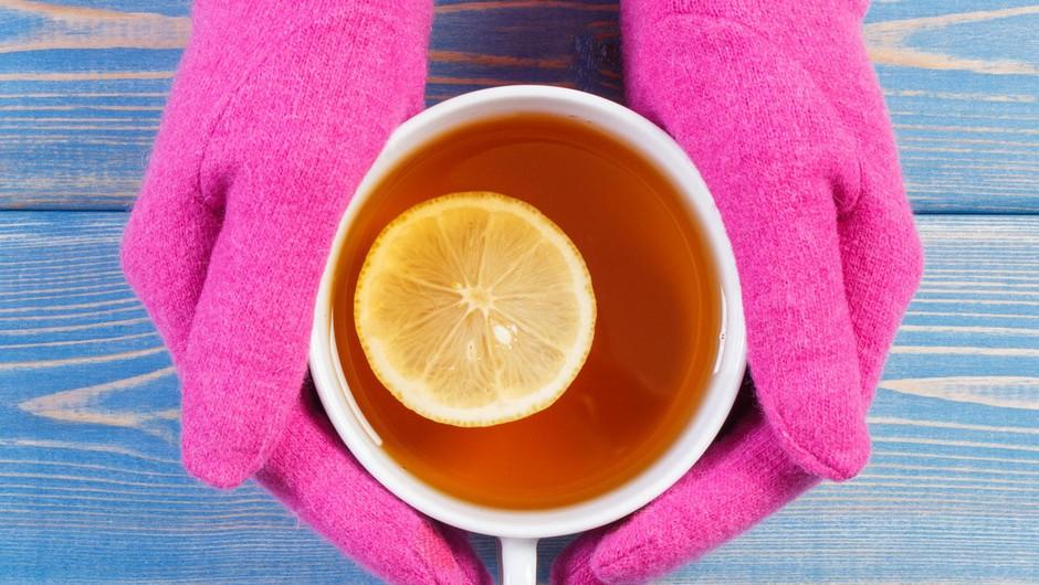 Čudežni napitek proti prehladu (moraš ga preizkusiti!) (foto: Profimedia)