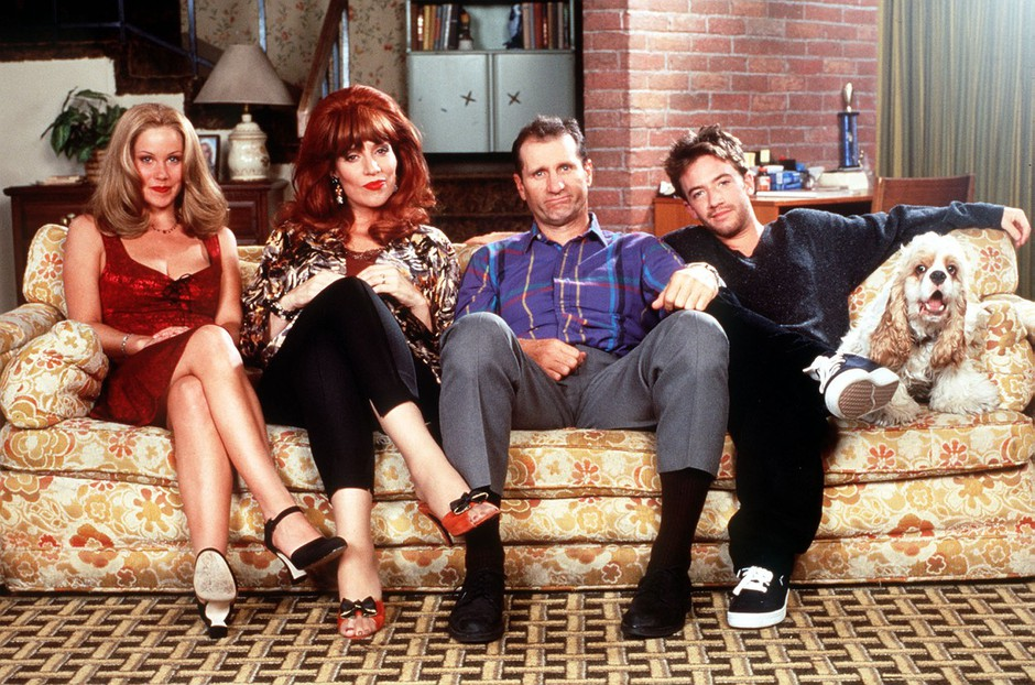 Uau! Poglej, kako je danes videti 'Peggy Bundy' iz serije Družina za umret (foto: Profimedia)
