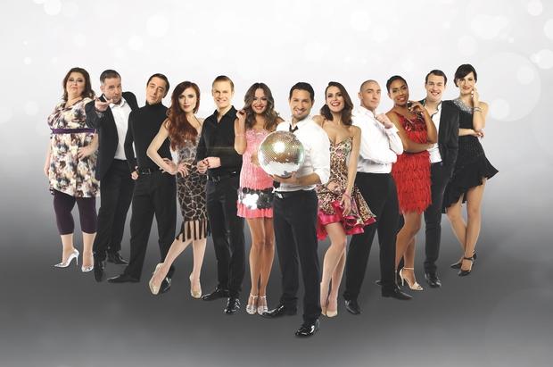 Klikni naprej in spoznaj 12 novih plesih zvezd ...