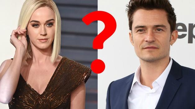 Šok! Razšla sta se tudi Orlando Bloom in Katy Perry! Kaj je razlog? (foto: Profimedia)