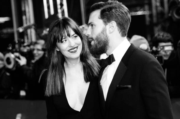 V vlogi Christiana in Ane sta nastopila Jamie Dornan in Dakota Johnson, ki sta svoje delo več kot odlično (mi …