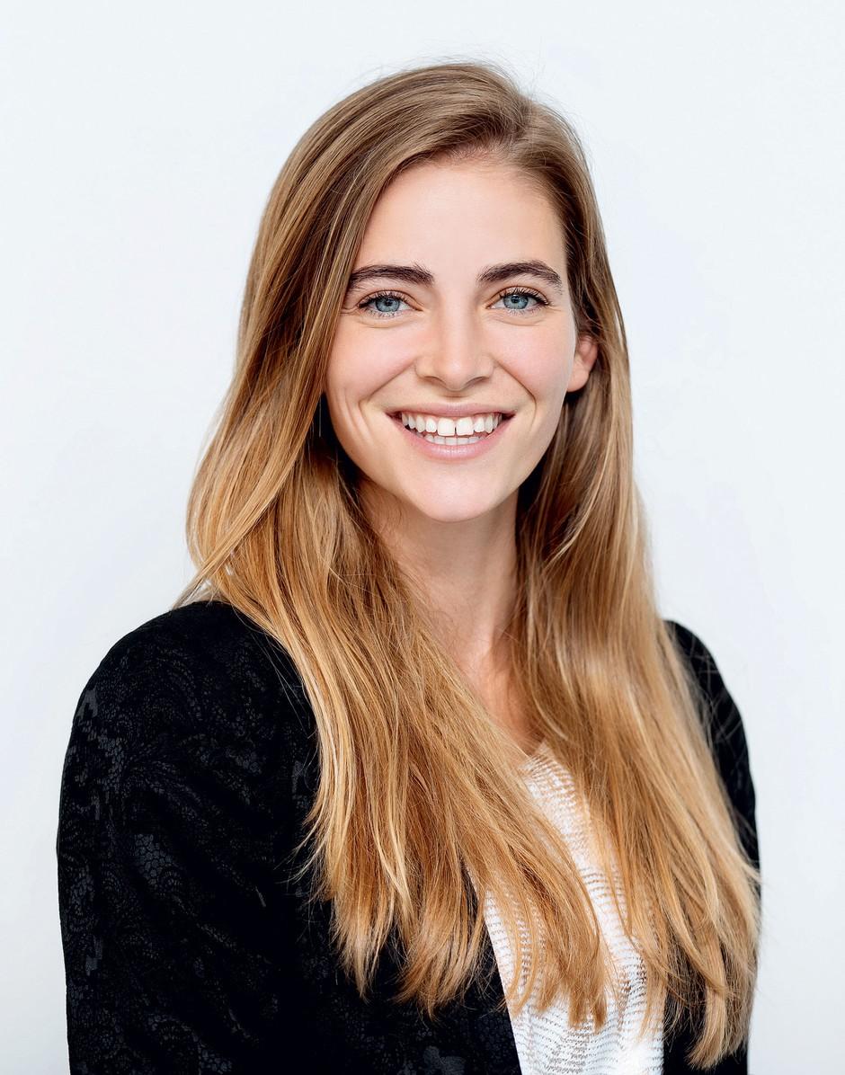 Spoznaj Ano Čuk, najmlajšo žensko direktorico v Sloveniji (foto: osebni arhiv)