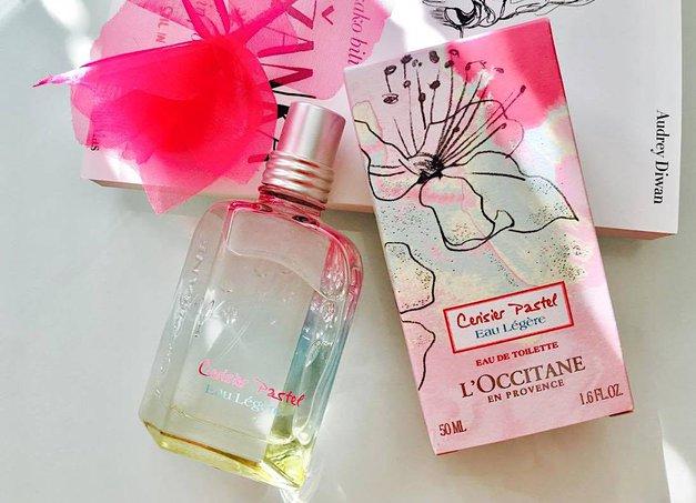 Lepotni namig: Ovij se v dišavo meseca marca L'Occitanovo Cerisier Pastel (foto: Cosmopolitan)
