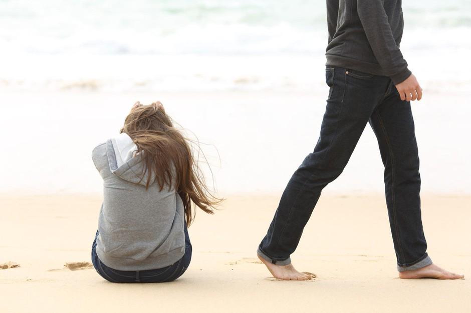Ljubezen: To je lahko razlog, zakaj se te izogiba! (foto: Profimedia)