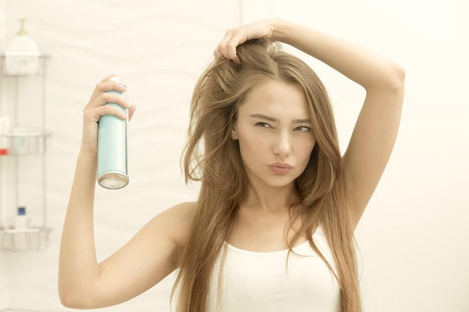 Suhi šampon? To so negativne posledice, ki jih prinaša dolgotrajna uporaba (foto: Profimedia)