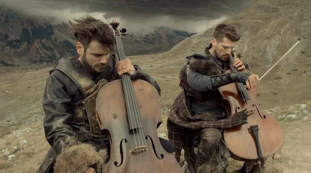 2CELLOS priredila srce parajočo skladbo iz filma Gladiator (VIDEO)