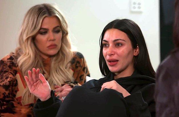 VIDEO: Na ogled del epizode,v kateri Kim opisuje strašljivo izkušnjo iz Pariza (foto: Profimedia)