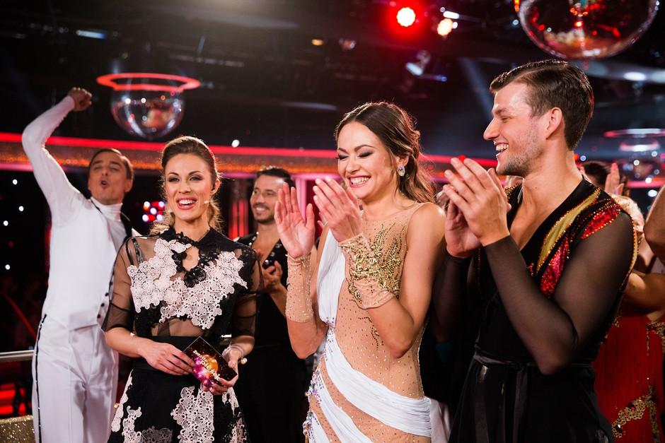 FOTO: Najlepši utrinki iz 2. oddaje Zvezde plešejo (foto: Miro Majcen/POP TV)