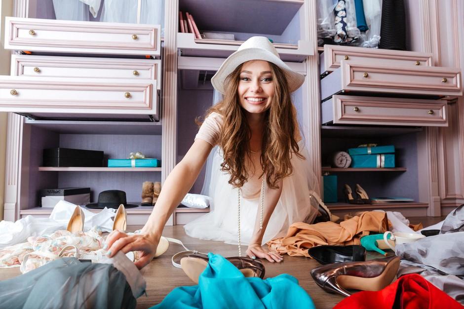 Tako boš enkrat za vselej naredila red v svoji omari! (Svetuje: Tjaša Kokalj) (foto: Profimedia)