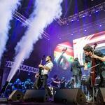 Spektakel v Sloveniji: 2Cellos dvakrat vzela dih areni Stožice (foto: Simone Di Luca)