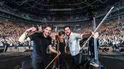 Spektakel v Sloveniji: 2Cellos dvakrat vzela dih areni Stožice