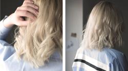 Moja pot do platinasto blond las(piše: blogerka Ana Žnidaršič)