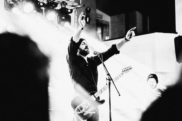 Kam na koncert? Hamo & Tribute 2 Love 16. novembra vabijo vCvetličarno (foto: Marko Alpner)