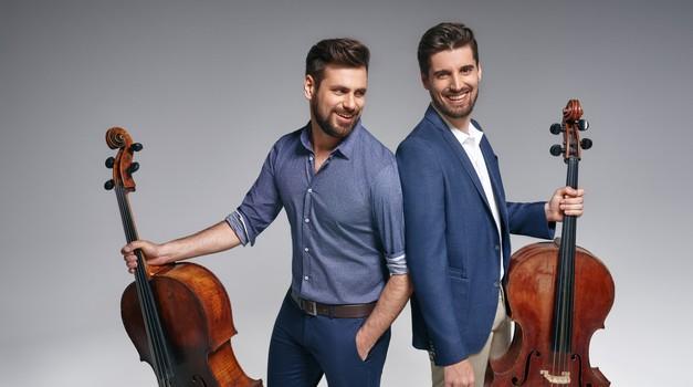 2Cellos nova obraza kampanje znamke s.Oliver BLACK LABEL (foto: Franjo Matković)