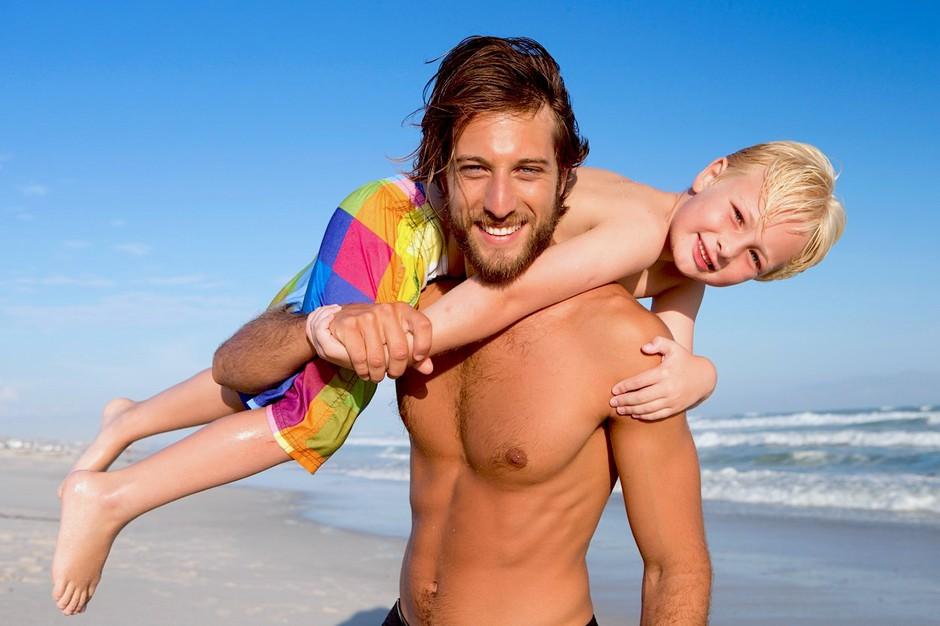 Samski očetje - neprimernimi tipi za zmenek? (foto: Profimedia)