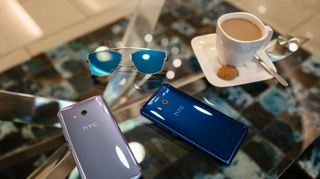 HTC predstavil nov pametni telefon z najboljšim fotoaparatom v zgodovini (foto: Promo)