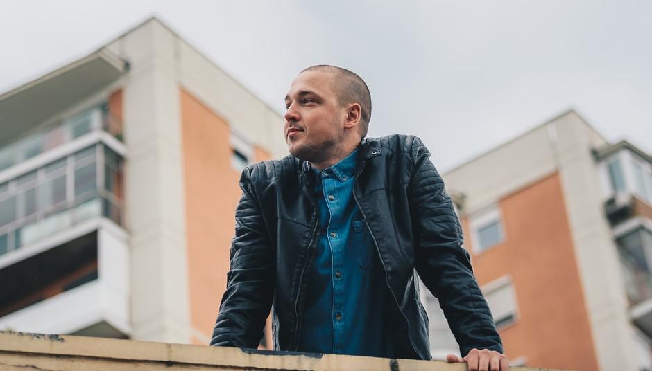 Toni (Ex-IN&OUT član) je nazaj! Poglej video za njegov nov komad Moraš naprej (foto: Matic Kremžar Photography)