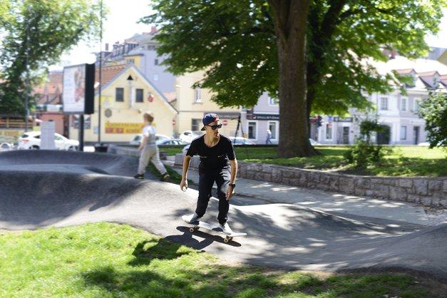 Ne zamudite mednarodnega skejterskega tekmovanja Flowgrind v Novi Gorici