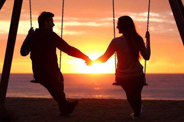 En preprost znak, da si v srečnem razmerju (foto: Profimedia)