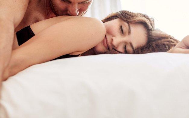 To se zgodi, če svojega moškega med seksom pokličeš po imenu (foto: Profimedia)