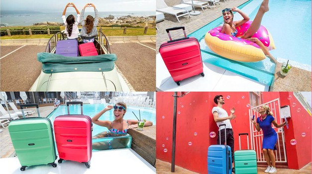 NAGRADNA IGRA: Na počitnice z novim barvnim kovčkom  Bon Air! (foto: Promocijsko gradivo)