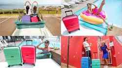 NAGRADNA IGRA: Na počitnice z novim barvnim kovčkom  Bon Air!