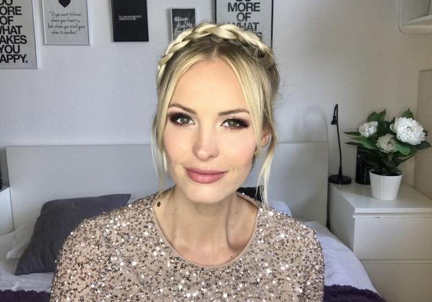 VIDEO: Čudovit mejkap videz za na poroko (foto: Tjaša Kokalj Jerala)