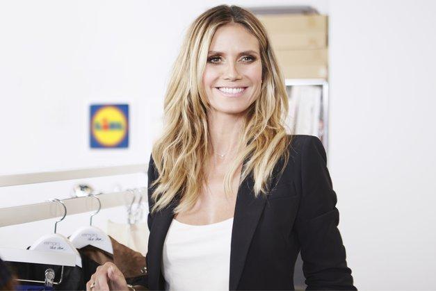 Moda: Heidi Klum ustvarila kolekcijo, ki bo na voljo tudi v Sloveniji! (foto: promocijsko gradivo)