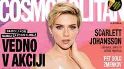 VROČE: Zunaj nova številka Cosmopolitana, ki ti tokrat prinaša ...