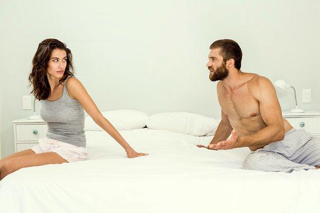 """""""Kdaj hočeš, da opraviva s to debilno poroko?"""" In tako se mi je strgalo. (foto: Profimedia)"""