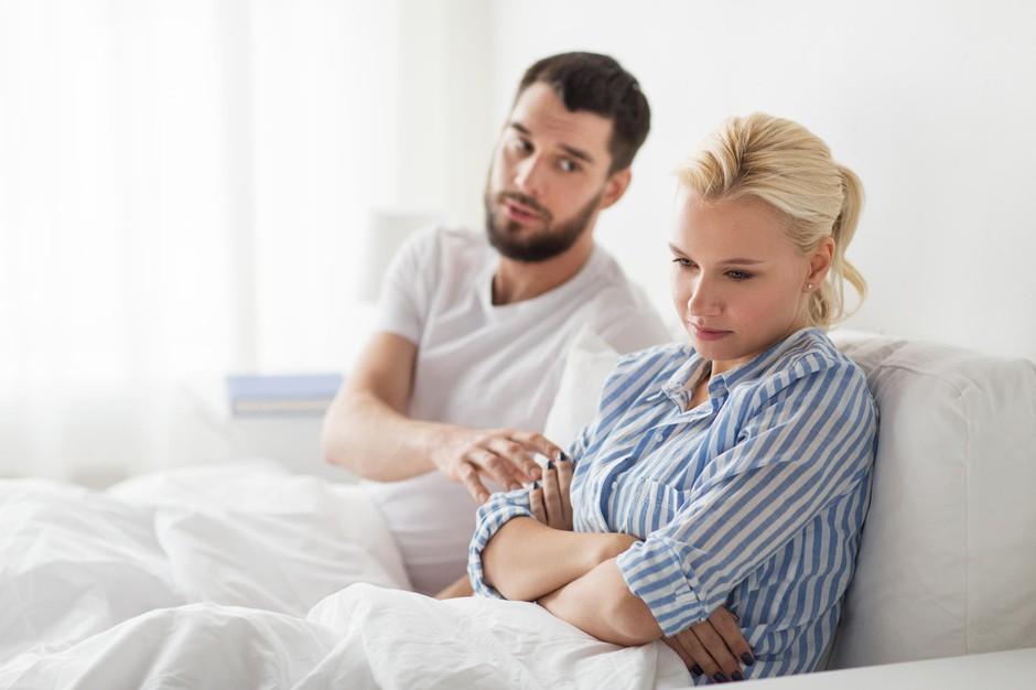TE besede nikoli ne reci partnerju, medtem ko se opravičuješ! (foto: Profimedia)