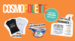 Cosmo poletni give-away